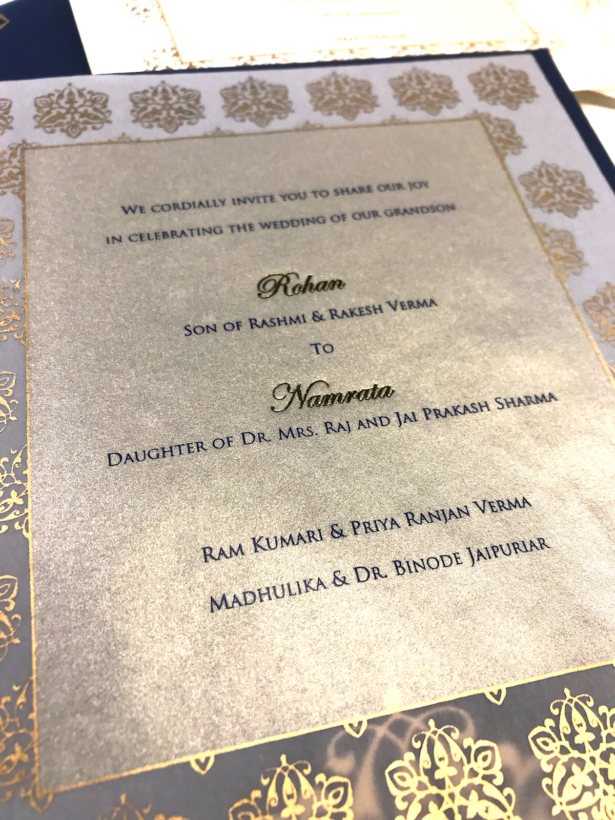 Indian Wedding Invitation Wording In English What To Say Guide