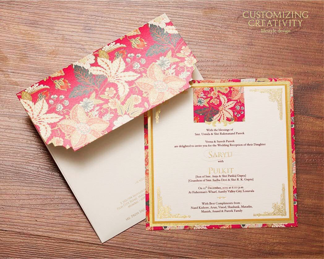 Wedding Cards Designing.10 Easy Ways To Make Your Wedding Invite Design Memorable