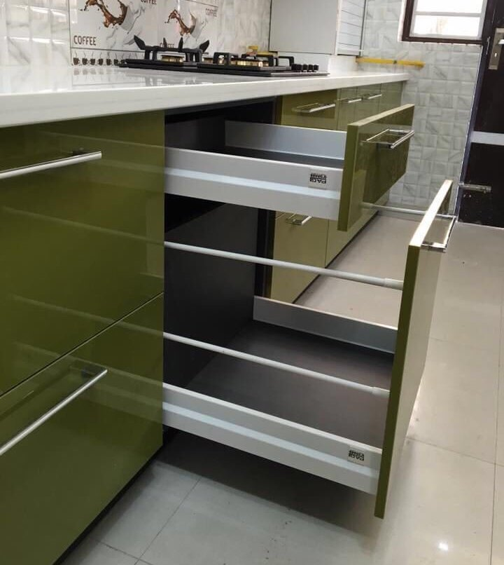 A Quick Guide To The Basic Types Of Kitchen Cabinets The Urban Guide