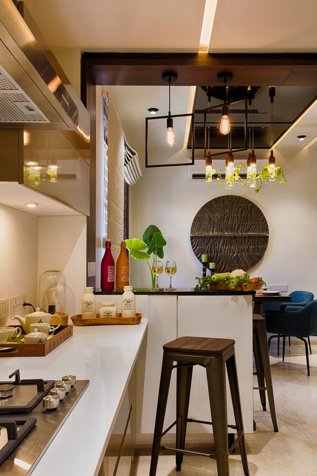 15 Indian Kitchen Design Images From Real Homes The Urban Guide