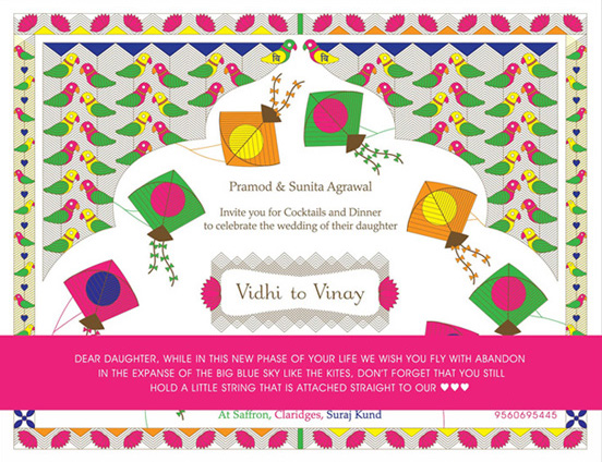 40+ Wedding Invite Quotes For Indian Shaadi Cards (Love