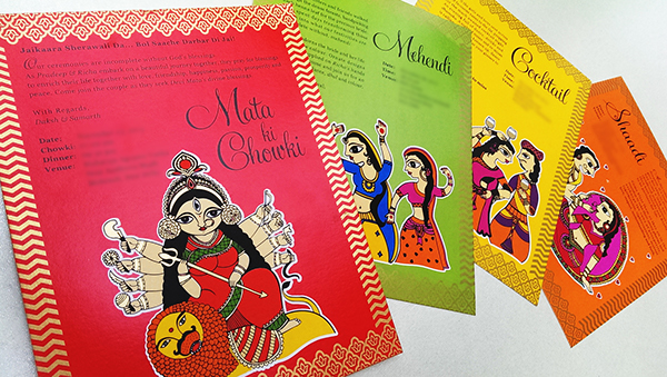 Wedding invite wordings for all functions including reception sangeet mata ki chowki wedding invitation wording stopboris Image collections