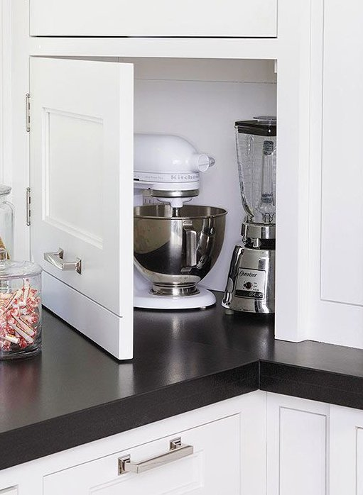 smart appliance storage