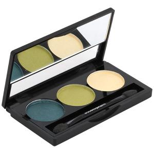 coloressence eyeshadow palette forest green