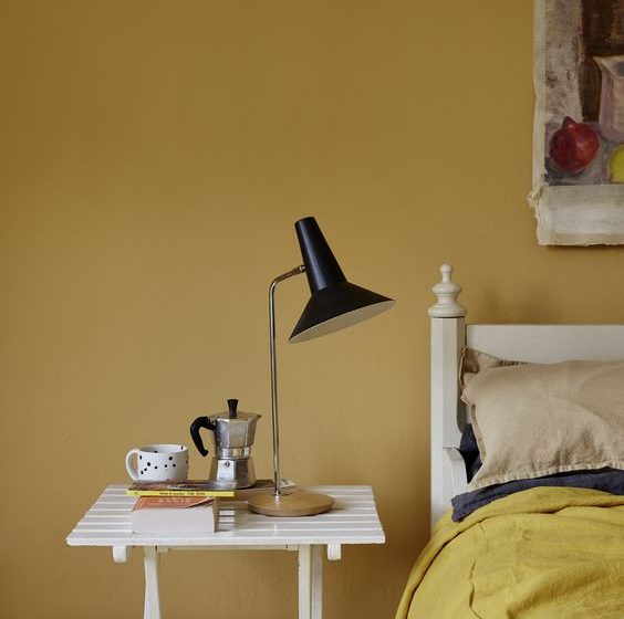 bedroom wall paint colours