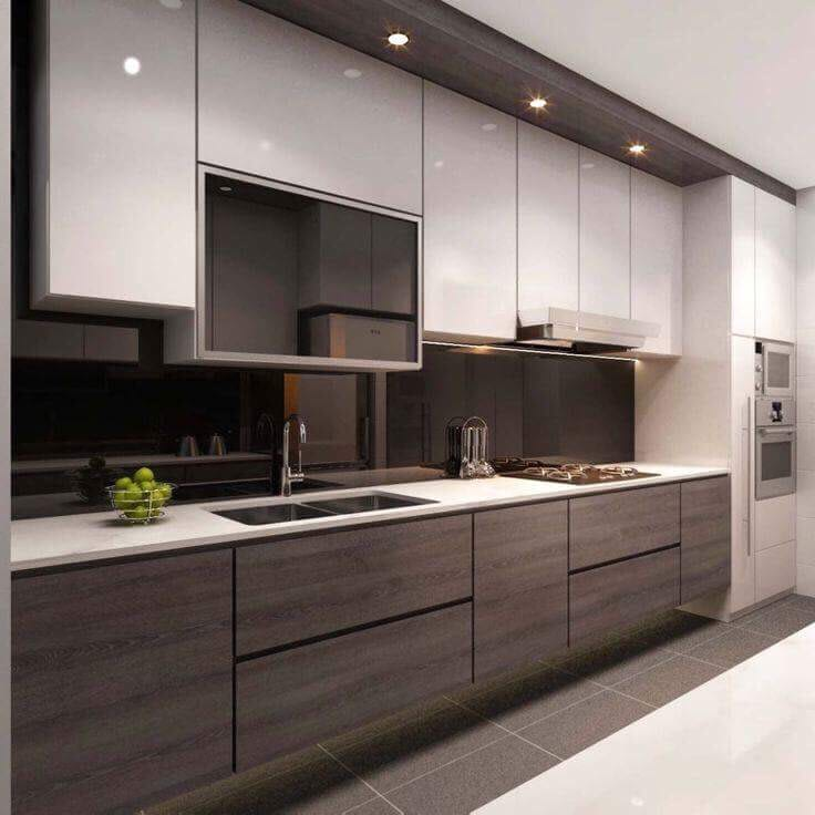 modern kitchen design 10 simple ideas for every indian home