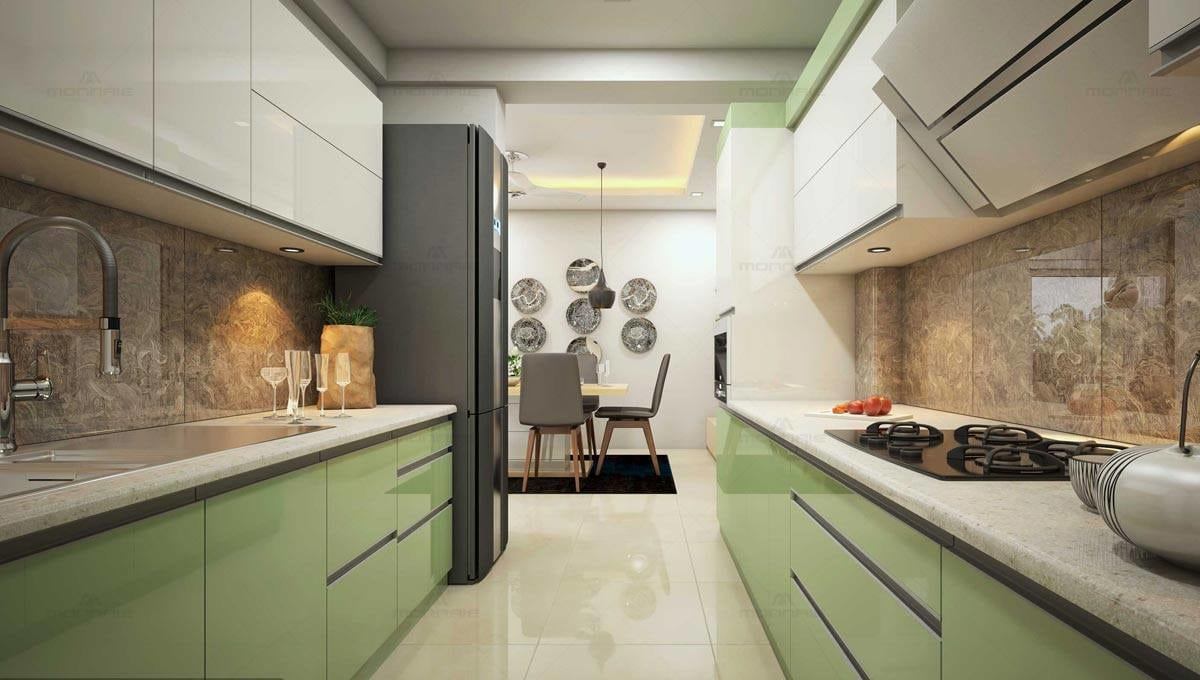 Modern Kitchen Design: 8 Simple Ideas for Every Indian Home – The