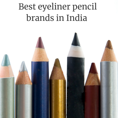 best eyeliner pencil brands in India