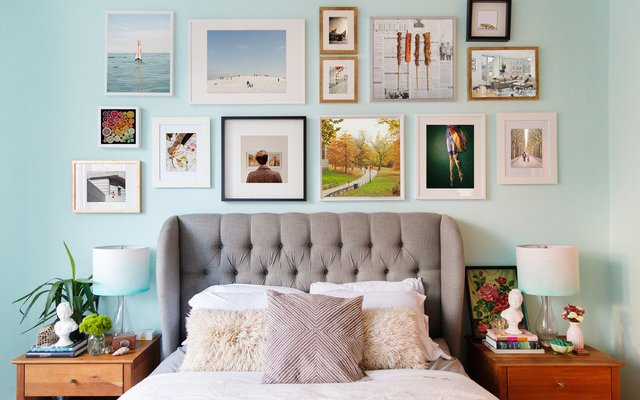 powder blue bedroom wall paint colours