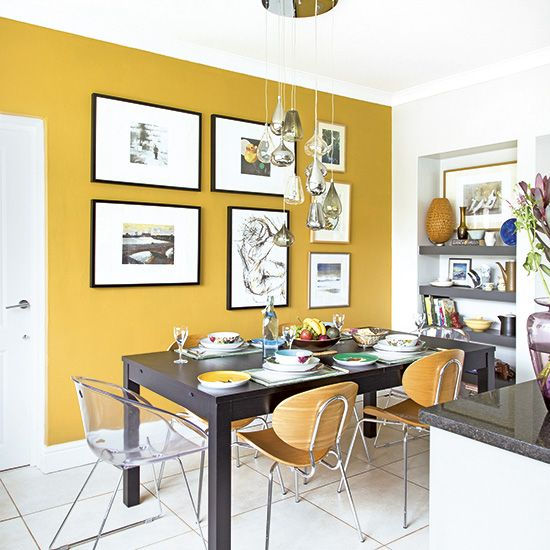 Watch Out For These Dining Room Trends For 2018: 15+ Popular Wall Paint Colours For Your Indian Home (Pick