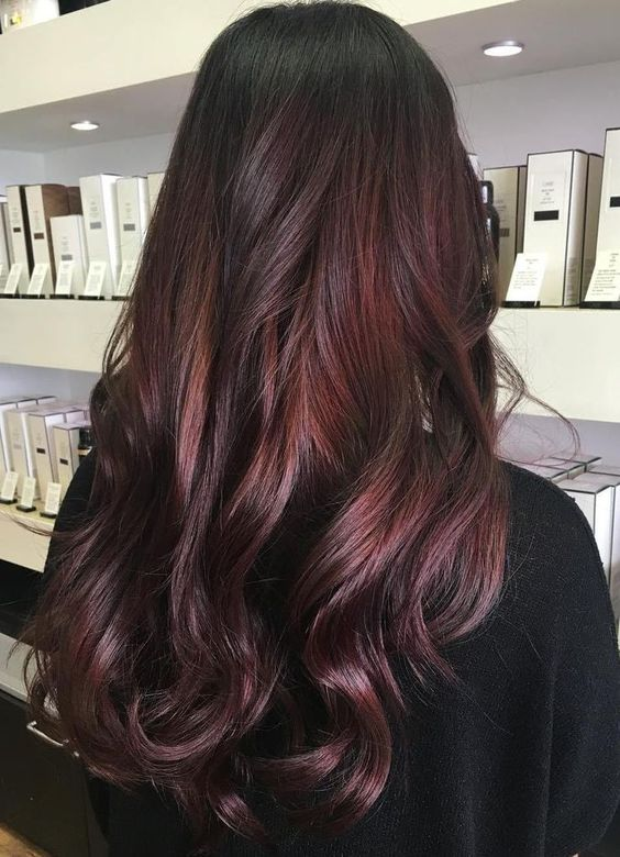 Hair Color Highlights Ideas For Indian Hair With Pics For