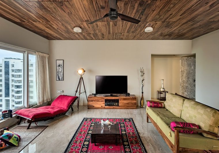 wooden false ceiling designs for drawing rooms
