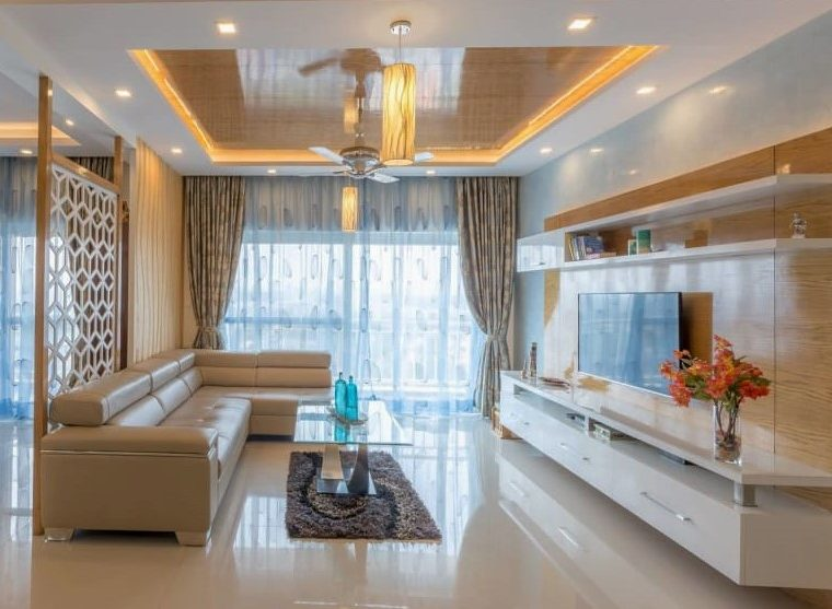 gypsum ceiling vs pop ceiling