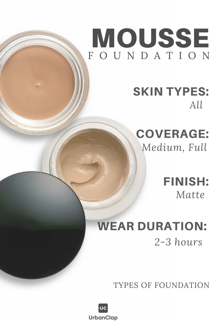 Mousse-foundation-type