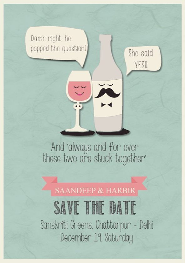 cute save the date wedding invitation quotes