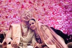 "5 Things We Loved About Real Life ""Permanent Roommates"" Sumeet Vyas & Ekta Kaul's Kashmir Wedding"