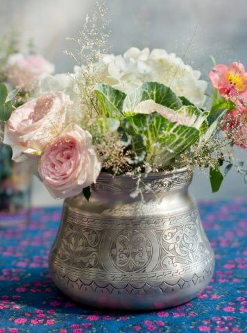 flower diwali decoration ideas for home