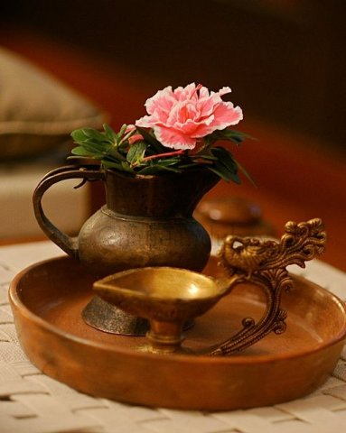 coffee table diwali decoration ideas for home