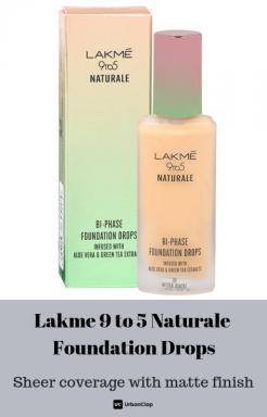 Best-liquid-foundations-lakme9to5