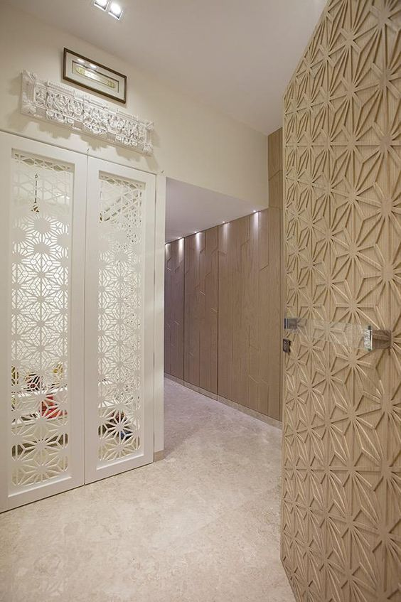 Pooja Room Door Designs Pooja Room: 10+ Pooja Room Door Designs That Beautify Your Mandir Entrance