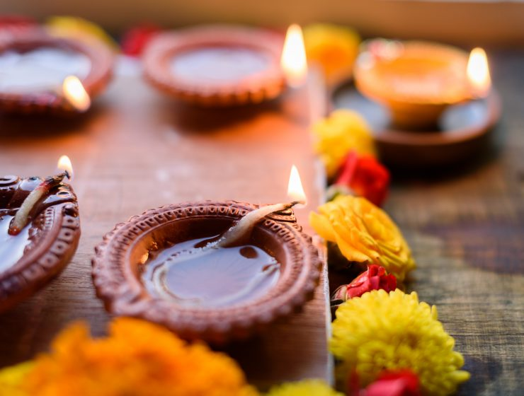7 last minute and super easy diwali decoration ideas for homes