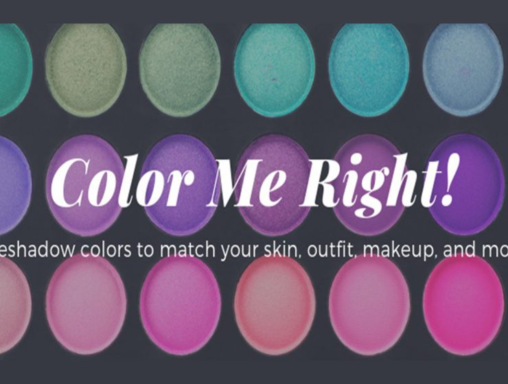 How to Choose Eyeshadow Colors
