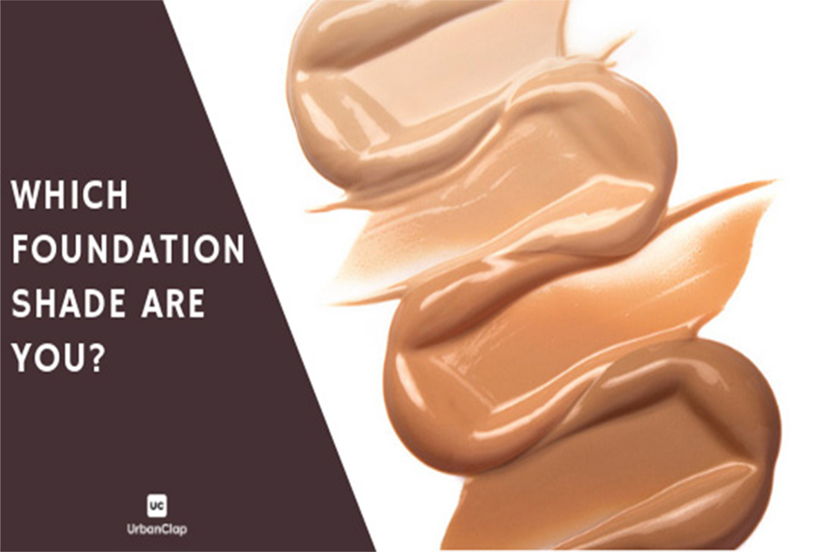 How To Choose Foundation Shade According To Skin Tone In 4 Steps The Urban Guide