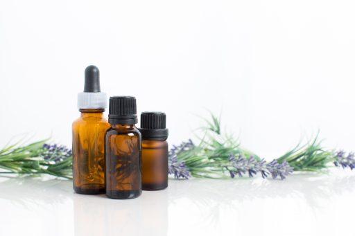 tea tree and lavender oil