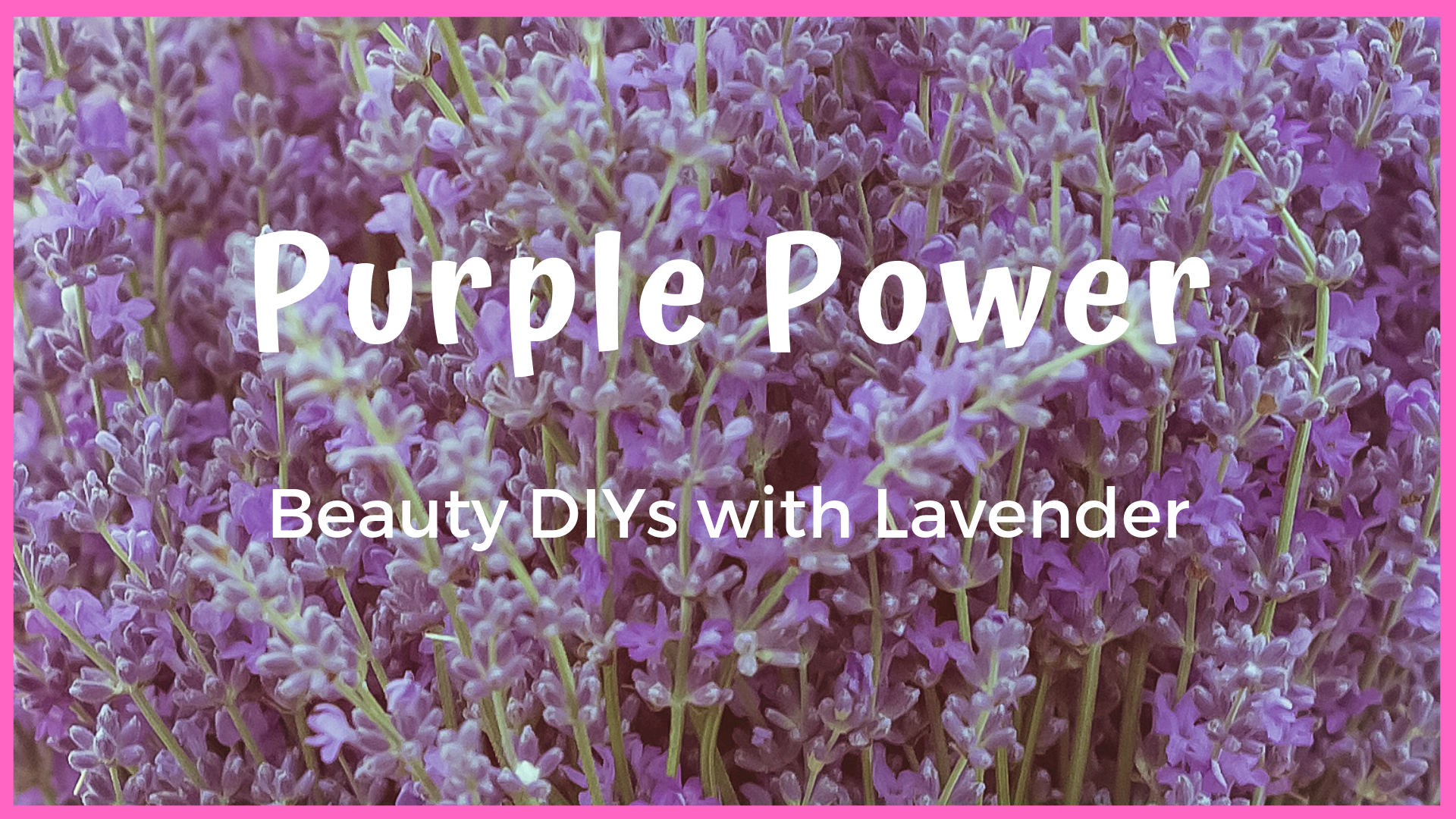 How to Use Lavender Oil for Hair Care & Skin Care