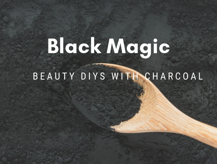 activated charcoal skincare