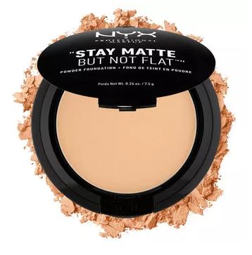 foundations-for-oily-skin-NYX-powder-foundation