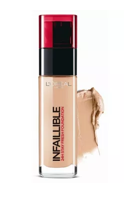 foundations-for-oily-skin-LÓreal-liquid-foundation