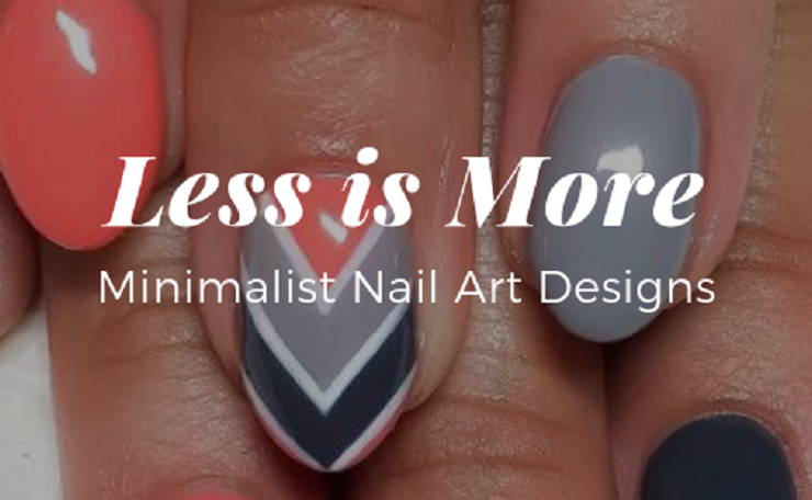 18 Minimalist Nail Art Designs for the Lazy Girl