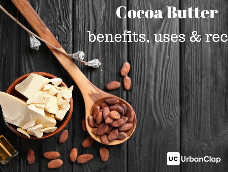 Cocoa Butter Uses for Skin and Hair