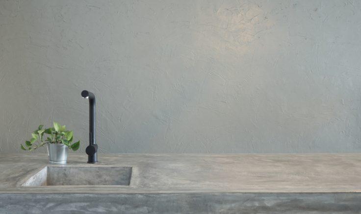 concrete kitchen countertop materials