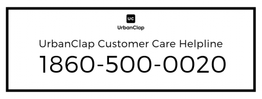 UrbanClap-Customer-Care-Helpline-Number