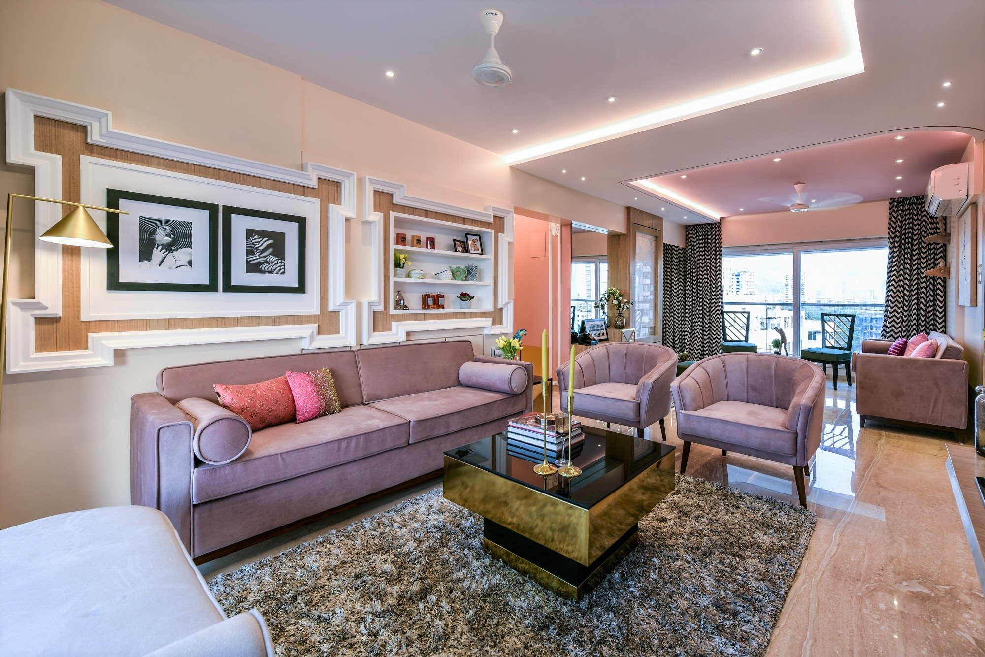 12+ Living Room Colors For Your Contemporary Indian Home!
