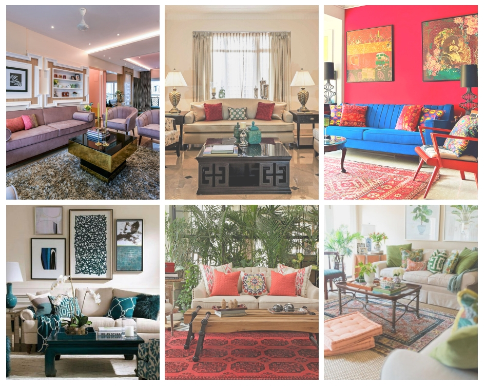12 Living Room Colors For Your Contemporary Indian Home