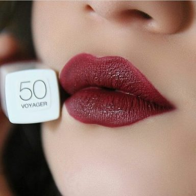 Best Red Lipstick Shades By Maybelline For Indian Skin Tones