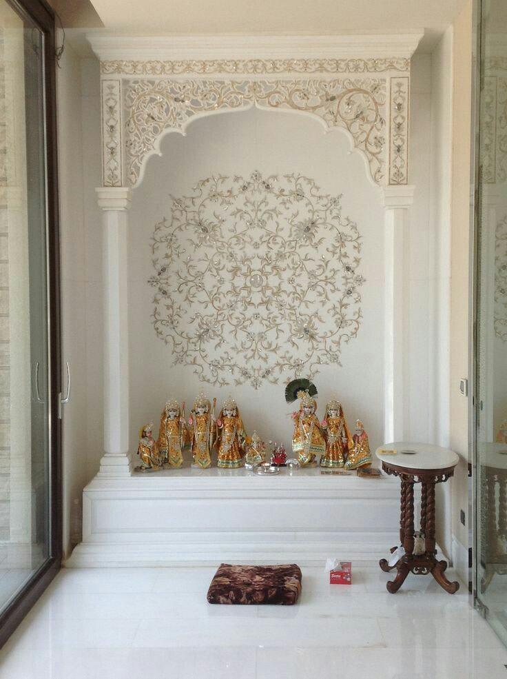 10 Pooja Room Door Designs That Beautify Your Mandir Entrance