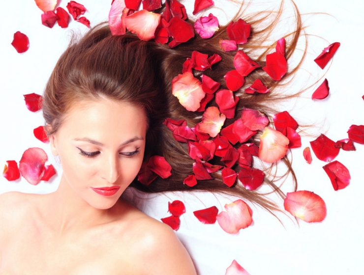 Rose water for hair feature image