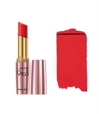 best-red lipstick-shades-lakme-9to5-red-letter