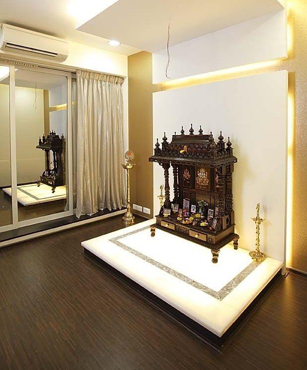 Home Design Ideas India: 20 Mandir Designs For Indian Homes