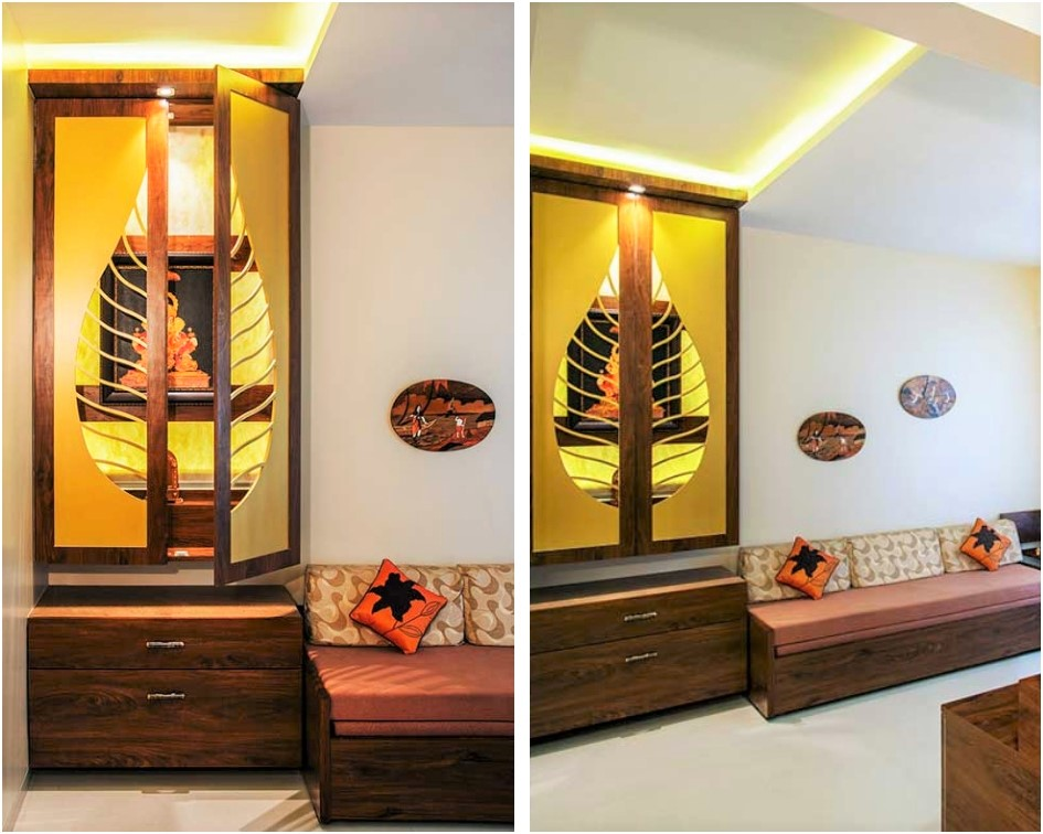 20 Mandir Designs for Indian Homes - Our Best Picks & Why!