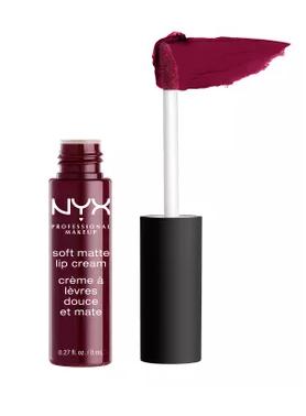 best-red-lipstick-for-dark-skin-NYX-Copenhagen
