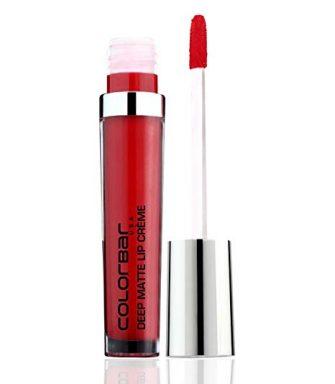 best-red-lipstick-for-dark-skin-Colorbar-deep-red