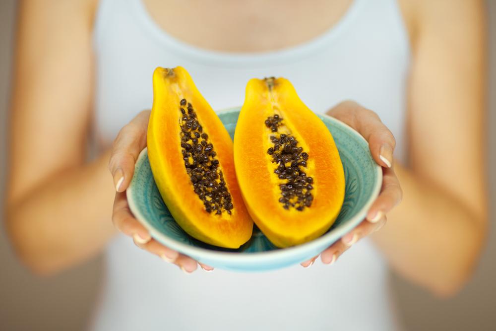 papaya & multani mitti face pack for fairness