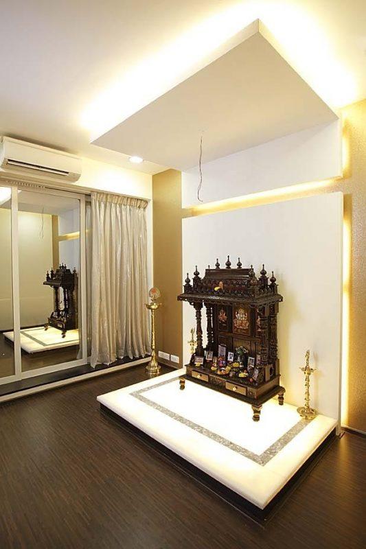 Pooja Room Design For Home: 17 Pooja Room Vastu Tips For A Positive, Peaceful Home
