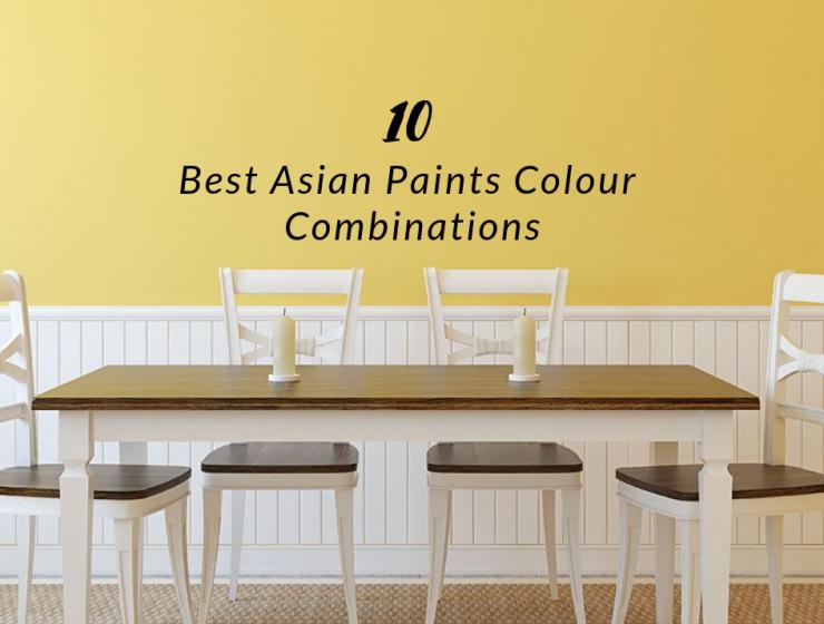 asian paints colour combination