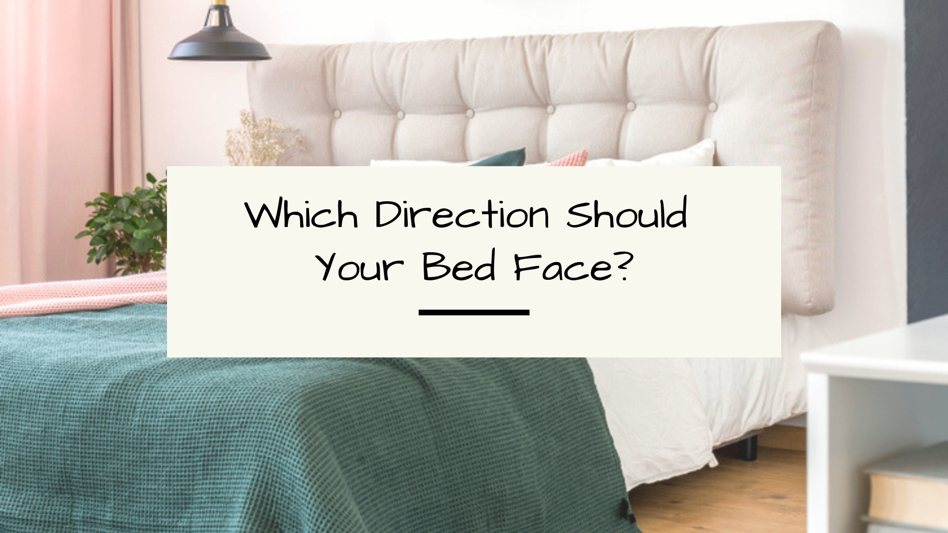 bed direction as per vastu